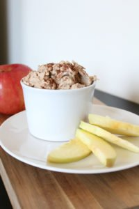 Peanut Butter Dip for Apples