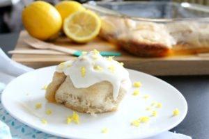 Easy Lemon Rolls