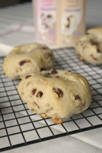 Panera Cranberry Walnut Bagels