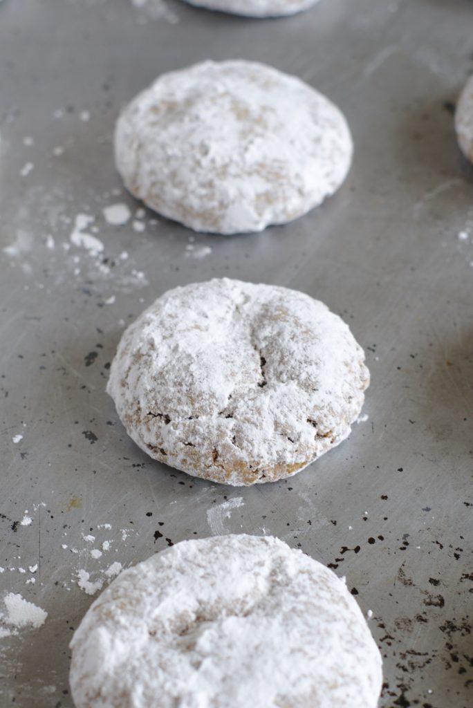 Traditional Pfeffernusse Cookies