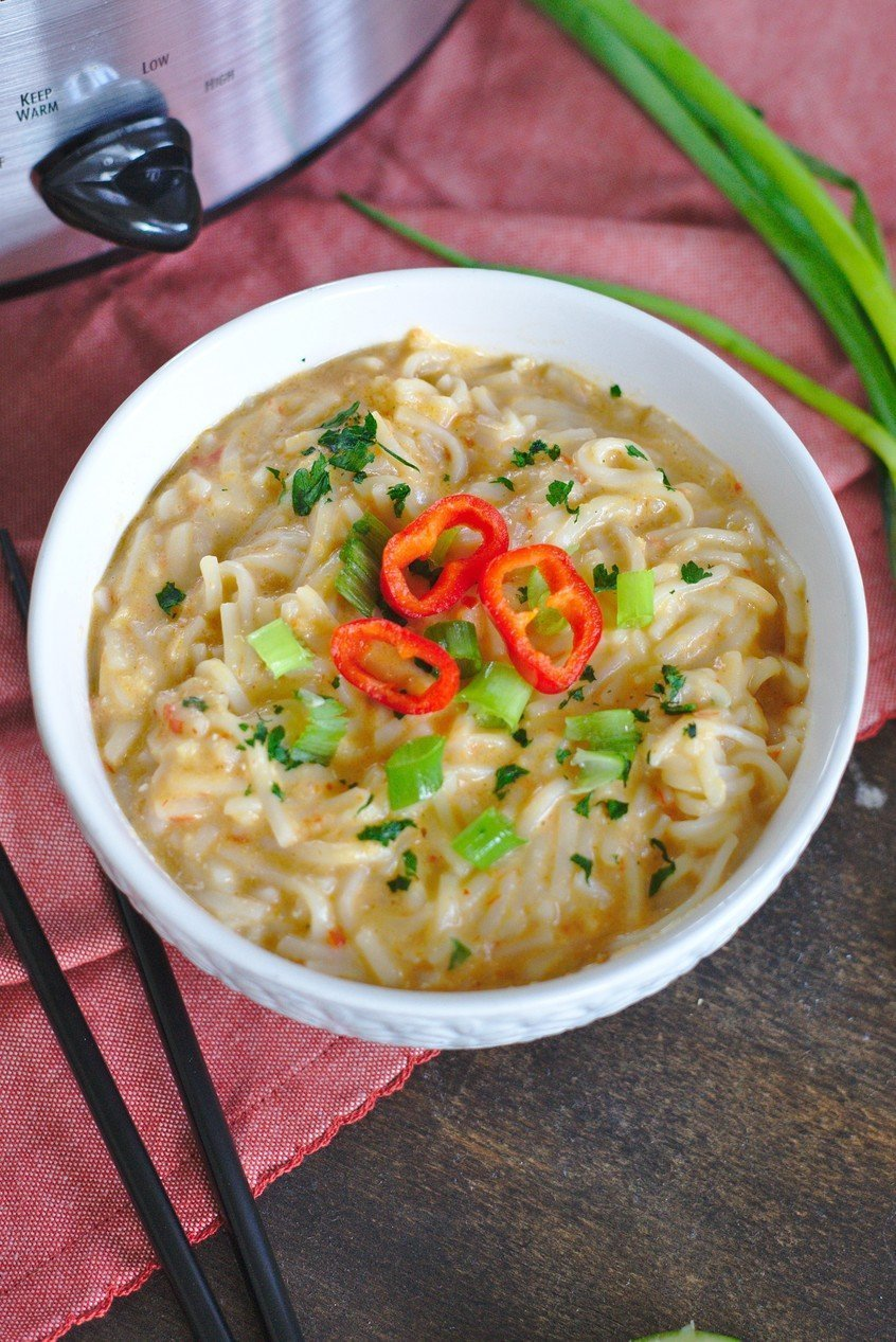 Coconut Thai Noodles