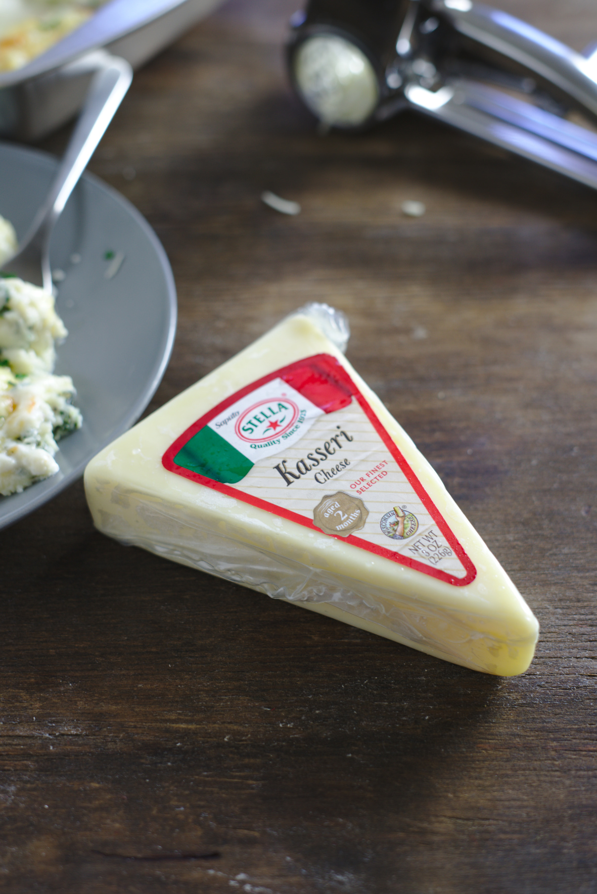 Stella Kasseri Cheese