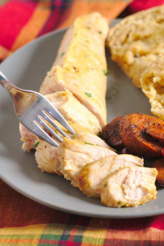 Maple Mustard Turkey