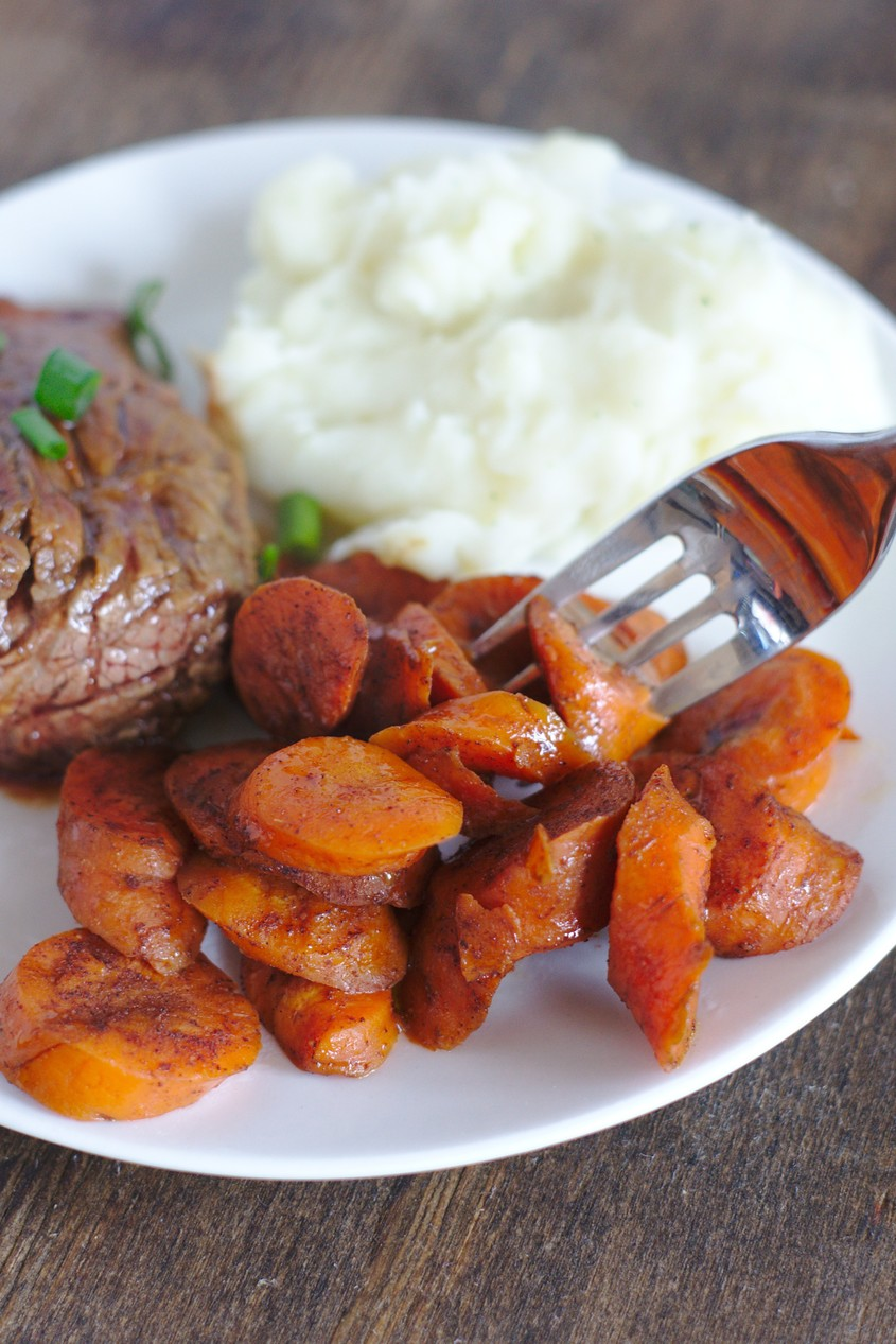 how to cook carrots in slow cooker
