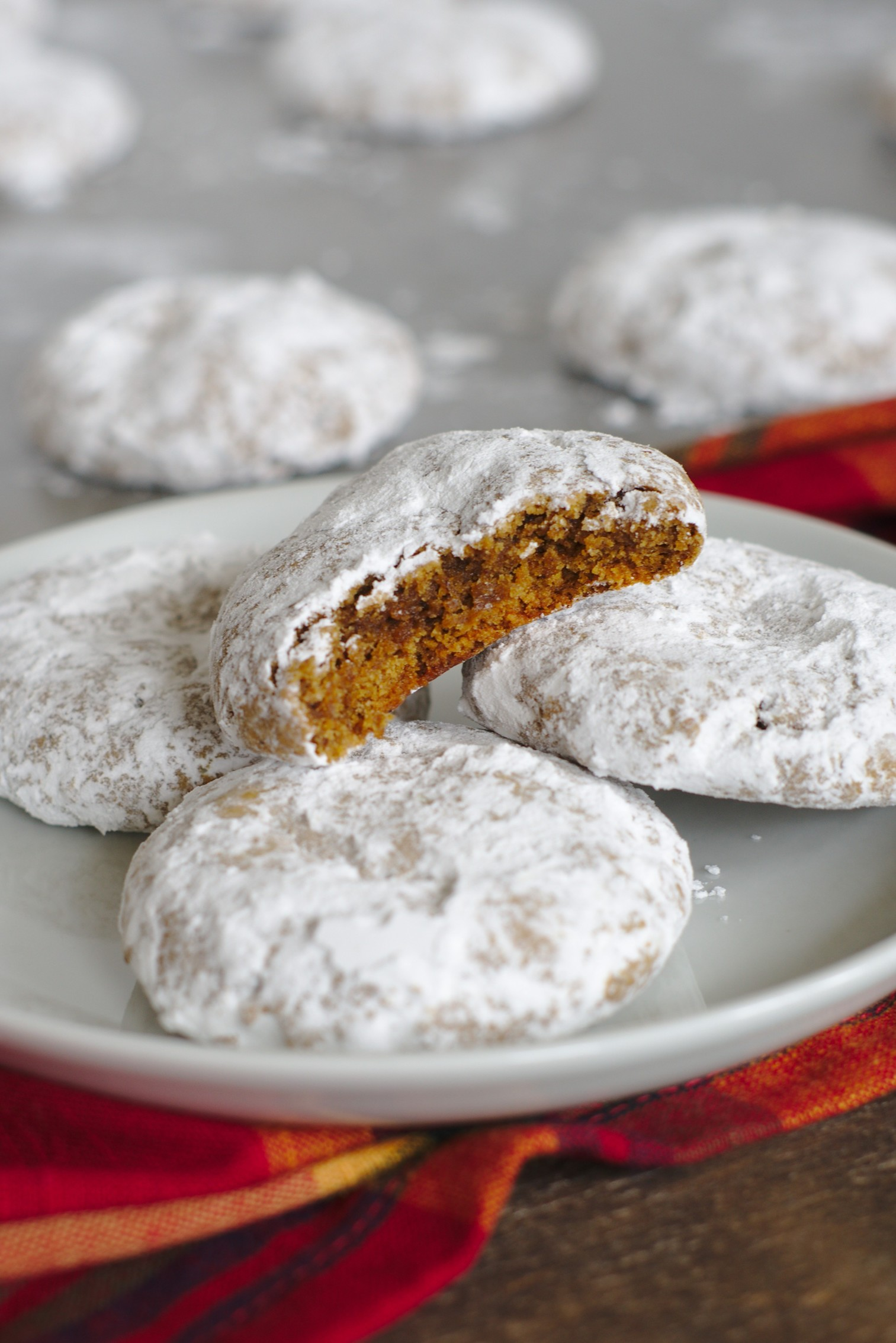 German Pfeffernusse Cookies
