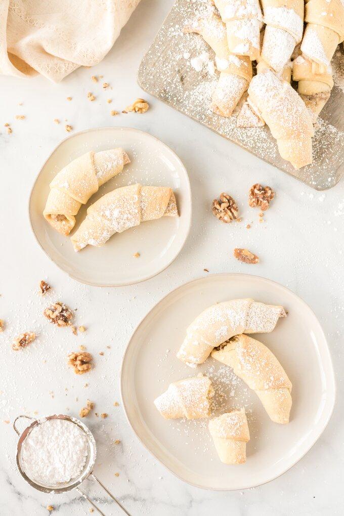 Kifli Cookie Recipe