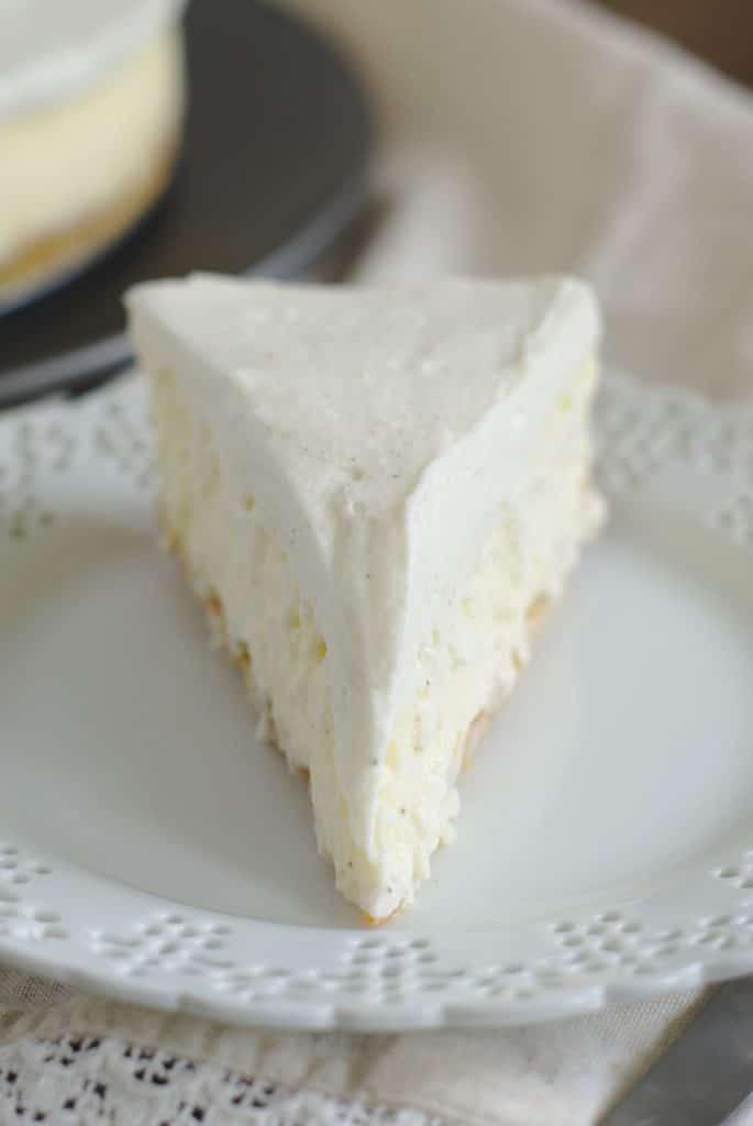 How to Make a Cheesecake