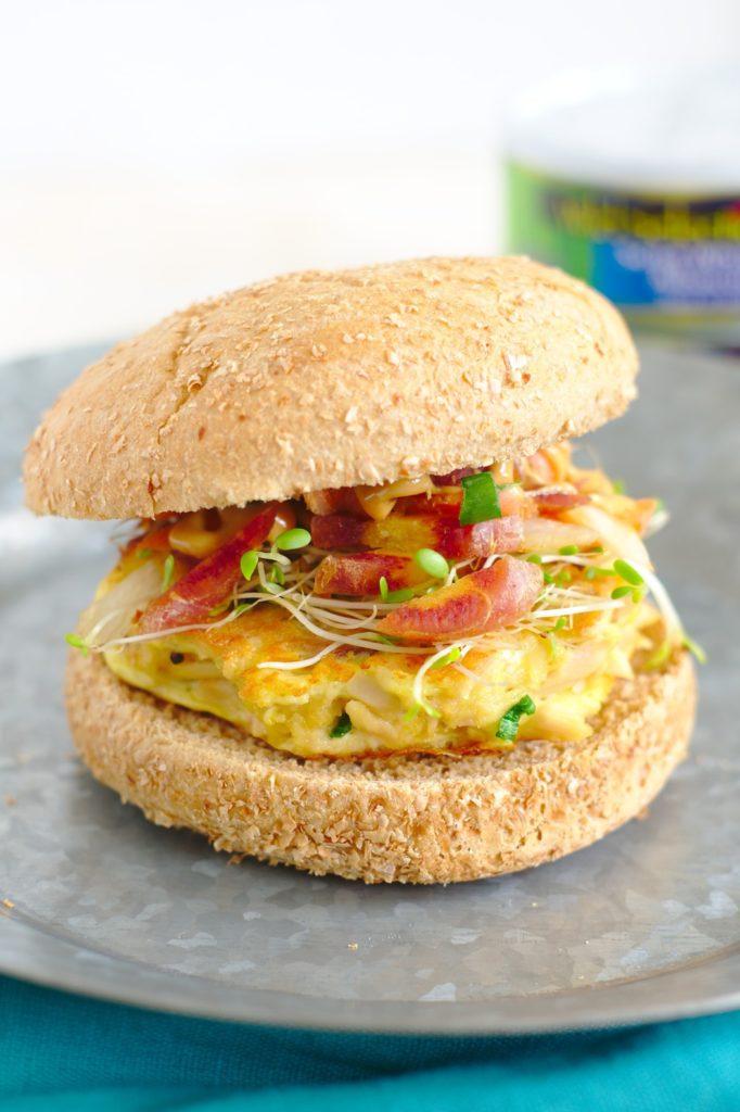 Tuna Burger Recipe