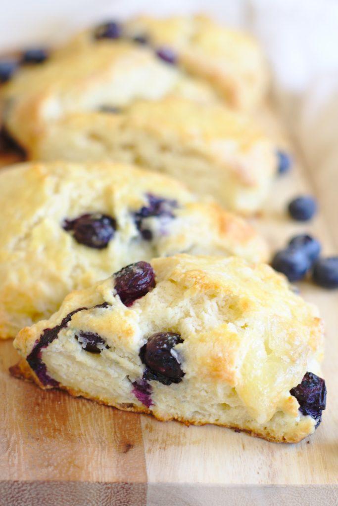 Blueberry Scones Recipe