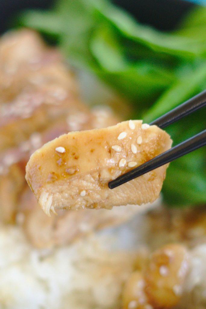 Japanese Chicken Teriyaki Recipe