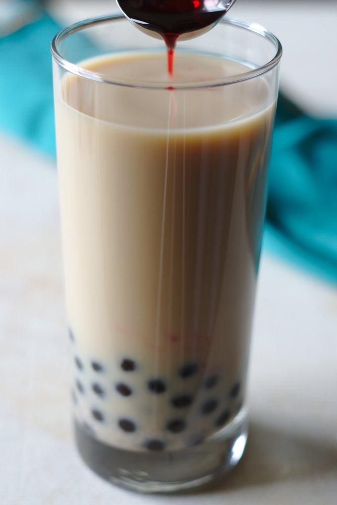 How to make bubble tea
