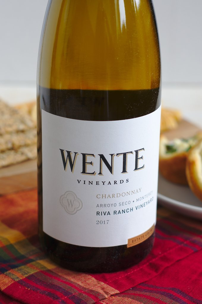 Recipes to pair with chardonnay