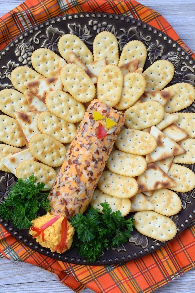 Turkey Cheese Appetizer