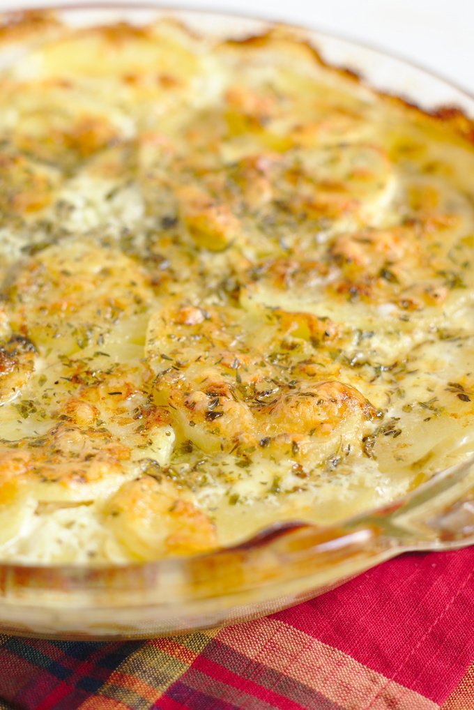 Scalloped Potatoes