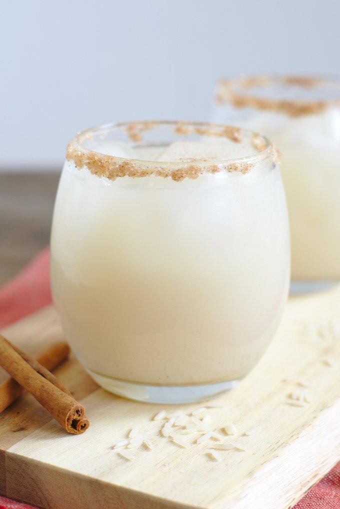 Homemade Horchata Recipe
