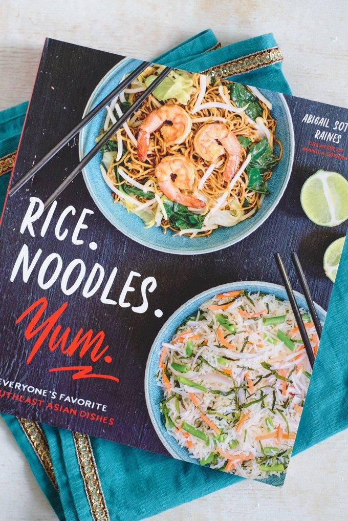 Rice Noodles Yum