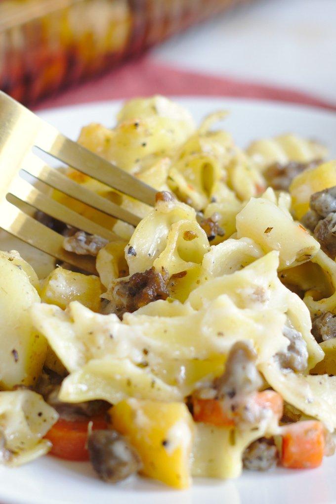 UP Pasty Recipe