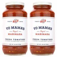 Gourmet Keto Marinara Pasta Sauce by Yo Mama's Foods – Pack of (2)