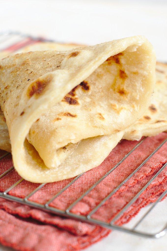 Chapati Flatbread