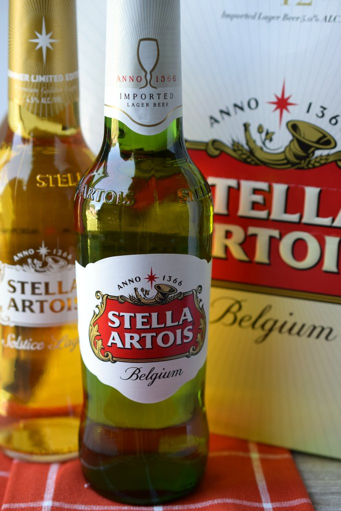 Stella Artois Recipe