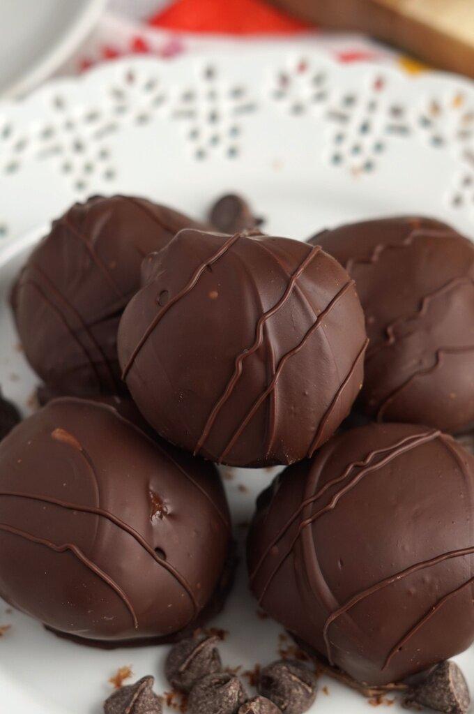 Brownie Truffles Recipe