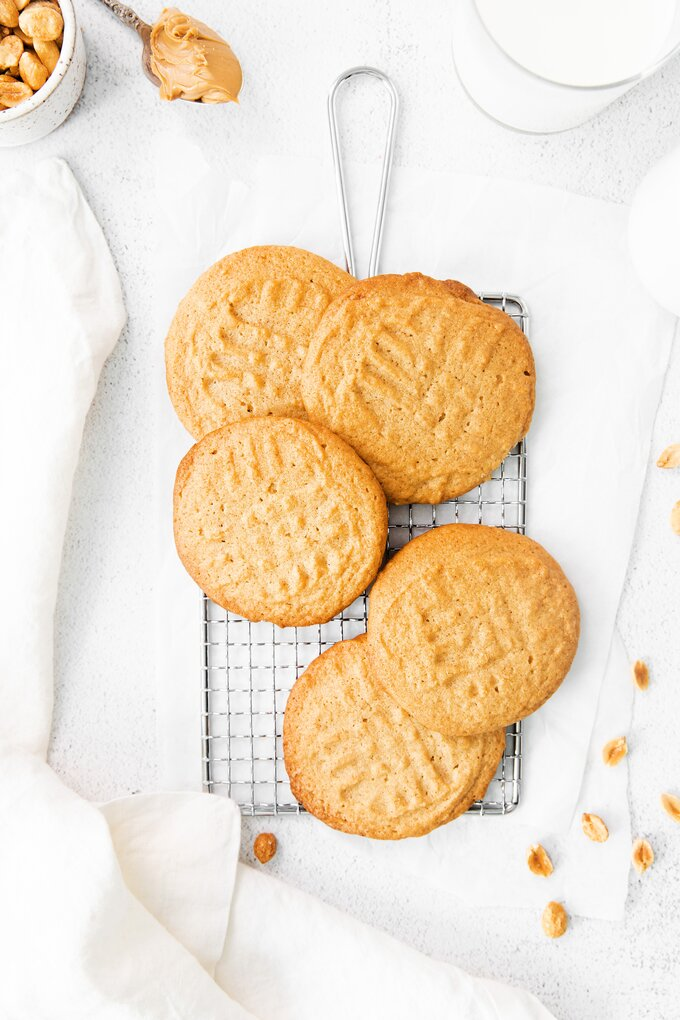Brown Butter Cookie Recipe