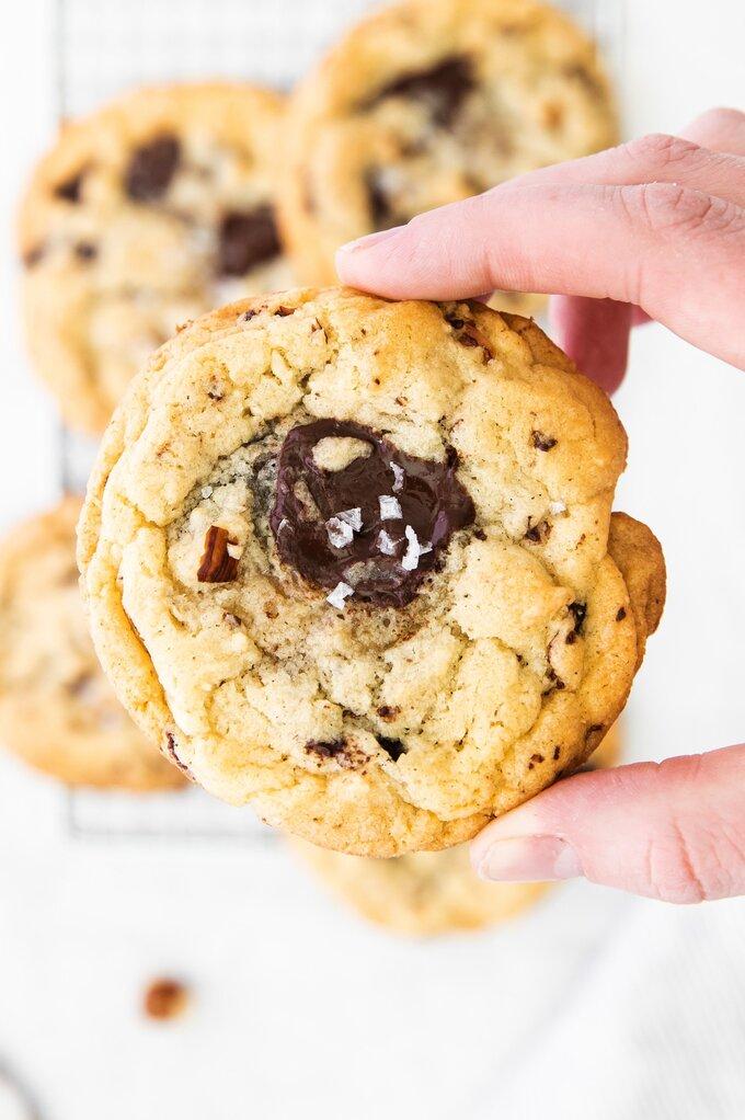 Chocolate Hazelnut Cookie Recipe
