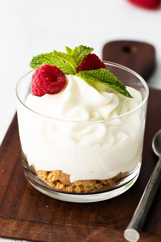 Cheesecake Mousse Recipe